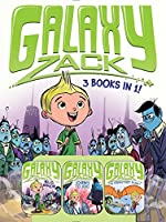 Galaxy Zack 3 Books in 1!: Hello, Nebulon!; Journey to Juno; The Prehistoric Planet