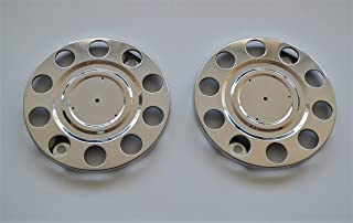 Pour SCANIA G /& P Série anti-brouillard Couverture 4 pièces en acier inoxydable