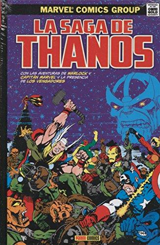La Saga de Thanos (MARVEL OMNIBUS)