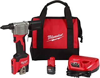 M12 Cordless Rivet Tool Kit