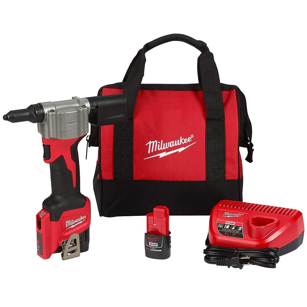 M12 Cordless Rivet Tool Kit