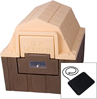 ASL Solutions DP Hunter Dog House with Floor Heater