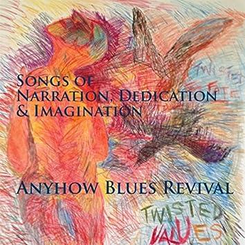 Songs of Narration, Dedication & Imagination