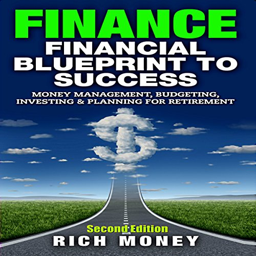 Finance: Financial Blueprint to Success audiobook cover art