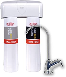 DuPont WFQT273005 QuickTwist 2-Stage Drinking Water Filtration System