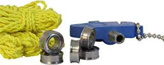 Yoyo King 5 Pack of Wide Non-Responsive C Bearings with Tool and Strings