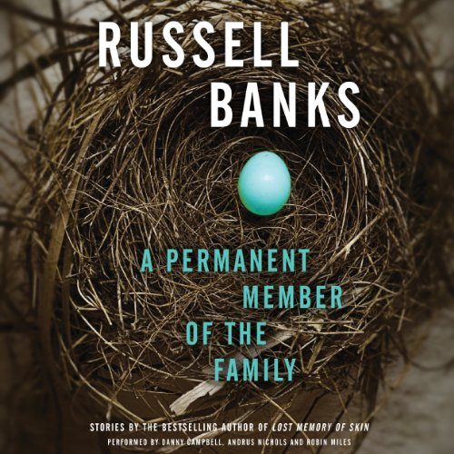 A Permanent Member of the Family audiobook cover art