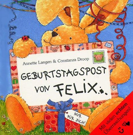 Geburtstagspost von Felix