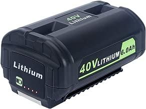Best kobalt 40 volt battery Reviews