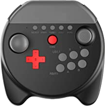 Wireless Controller Console Gamepad Black Pro Controller Double Rocker Controller Dual Joystick Wireless Bluetooth Handle ...