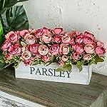 Flinfeays-Artificial-Flowers-Wooden-Fence-Fake-Flower-Creative-Outdoor-Diy-Wedding-Party-Kitchen-Window-Sill-Home-Decoration-Wood-Pot-Flower-Arrangement-Red-18