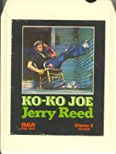 Jerry Reed: Ko-Ko Joe -17611 8 Track Tape
