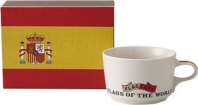 フラッグ カフェ マグカップ (ポストカード付) (化粧箱入) スペイン 1067