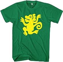 Mixtbrand Men's Legends of The Hidden Temple Teams Halloween Costume T-Shirt