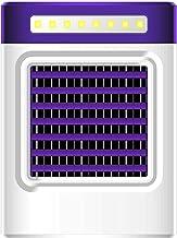 Mini bärbar luftkonditionering usb laddning luftkonditionering fläkt S9 mini bärbar luftkonditionering fläkt hem kylskåp k...