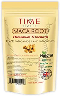Maca Root Superior 6000mg Super HIGH Strength - Maximum
