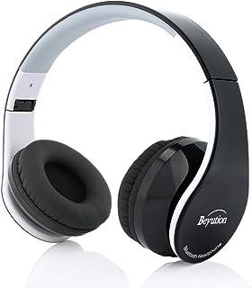 Beyution New Hi-Fi BT513 Bluetooth V4.1 Headphones Over Ear Wireless Headset Work for Apple iPhone 8 8X 7 7plus SE 6 6s 5s 5 5c 4s iPad 3 2 1 Mini air iPod, Samsung S5/S4/S3/S2 Not