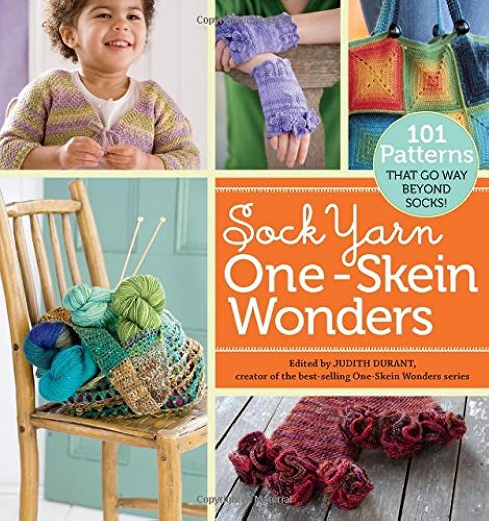 Sock Yarn One-Skein Wonders?: 101 Patterns That Go Way Beyond Socks!