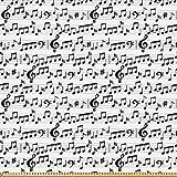 ABAKUHAUS Musik Stoff als Meterware, Abstraktes