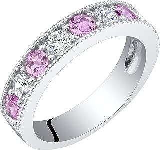 milgrain sapphire ring