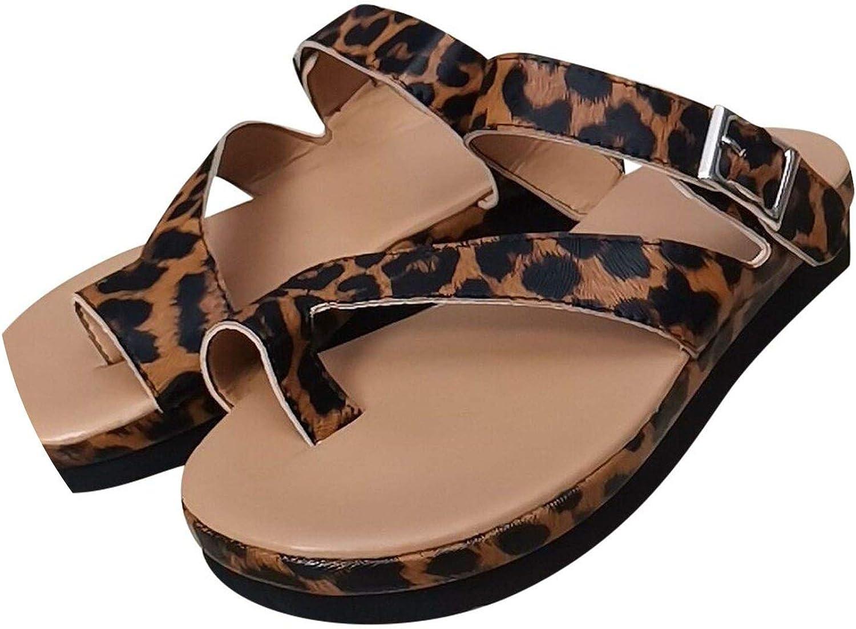 Monicas-Dream Women PU Leather shoes Comfy Platform Flat Sole Ladies Casual Soft Big Toe Foot Correction Sandal Orthopedic Bunion Corrector