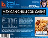 Extreme Expedition comida mexicana Chile con carne 1000 Kcal
