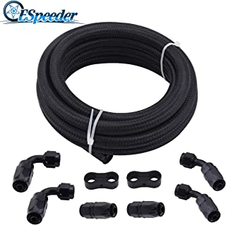 Best rubber braided hose Reviews