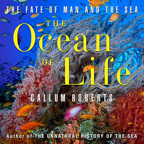 The Ocean of Life audiobook cover art