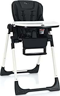 INFANS High Chair for Babies & Toddlers, Foldable Highchair with Multiple Adjustable Backrest, Footrest and Seat Height, R...