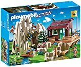 Playmobil Rock Climbers with Cabin climbing ropes May, 2021