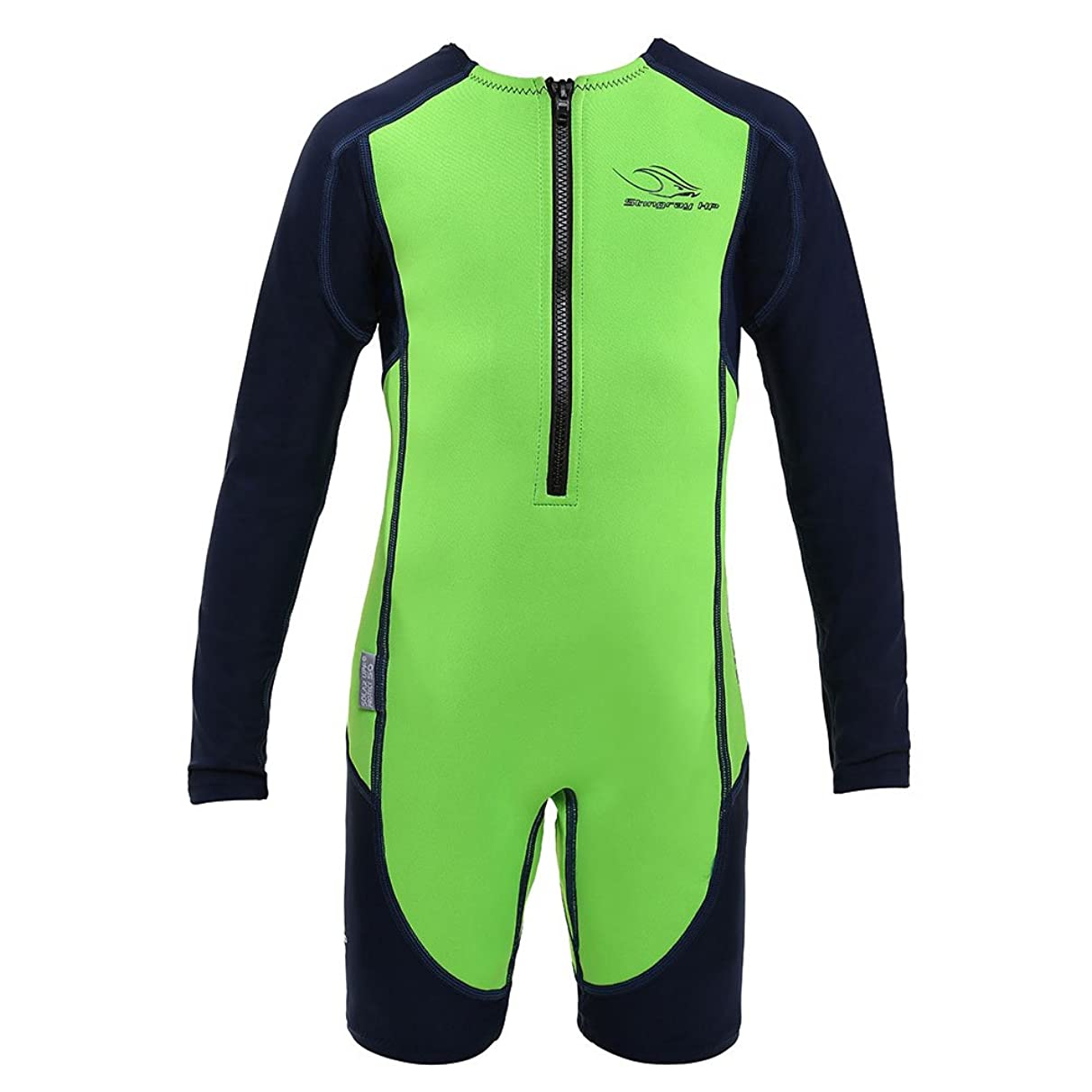 Aqua Sphere Kid's Stingray HP Core Warmer Long Sleeve Swimsuit - 2017