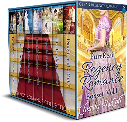 PureRead Regency Romance Boxset Volume 1: Clean Regency Romance (English Edition)