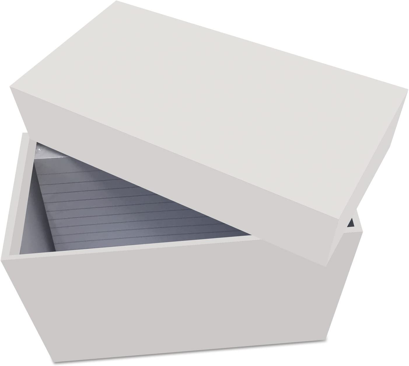 Universal 47281 Index Max 88% OFF Card Box with Cards Ruled Seattle Mall 4