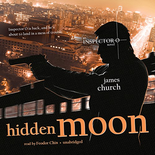 Hidden Moon audiobook cover art