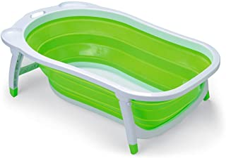 comprar comparacion Bañera Plegable Bebe Aqua. Plegado ultra compacto.