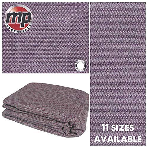 MP Essentials - Carpa para suelo (resistente a la intemperie), color gris y gris, color Purple & Grey, tamaño 2.5 x 5m
