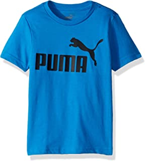 PUMA Boys No. 1 Logo Tee Short Sleeve T-Shirt