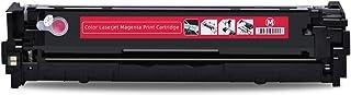 لخرطوشة حبر اتش بي 305A CE410A CE411A CE412A CE413A متوافقة مع خرطوشة حبر بديلة لـHP Laserjet Enterprise Color M351 M375nw...