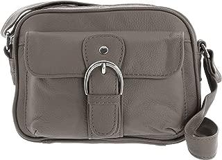 Clarissa Leather Crossbody Bag
