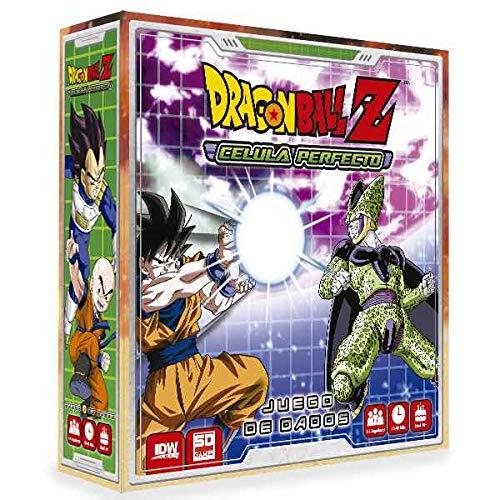 SD Games-SD-SDGDRABAL00 Dragon Ball Z - Célula, Color (SDGDRABAL00)