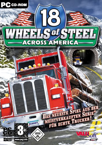18 Wheels of Steel: Across America - [PC]