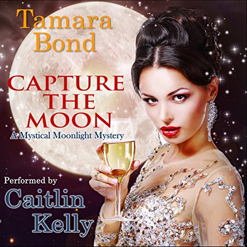 Capture the Moon audiobook cover art