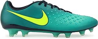 Nike Men's Magista Opus II FG Rio Teal/Volt/Obsidian/Clear Jade Soccer Shoes