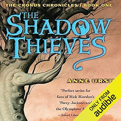 The Shadow Thieves audiobook cover art