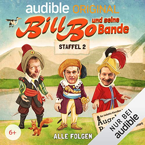 Bill Bo und seine Bande. Die komplette 2. Staffel  By  cover art