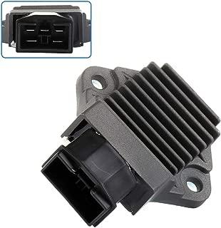 OCPTY Voltage Regulator Rectifier Compatible with 1989-1990 1994-1998 Honda PC800 1998-2000 Honda Shadow ACE 750 1990 Honda VFR750R 2004 2006-2007 Honda CB600F