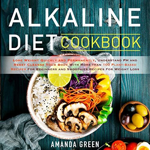 Alkaline Diet Cookbook audiobook cover art