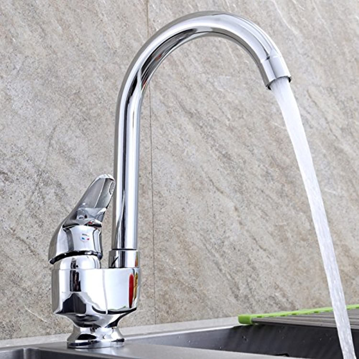 NewBorn Faucet Water Taps Hot And Cold Water The Copper Kitchen Water Tap Dish Washing Basin Cold Water Slot One Cold Water Tap To redate