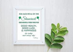 Irish Blessing - Irish Blessing Sign - Irish Gifts - Irish Quote - St Patricks Day - St Patricks Day Decorations - St Patricks Day Décor - March 17 Quote - Wall décor - Home decor