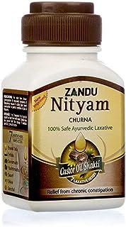 AuCatStore(TM) RE1 Zandu Nityam Churna Herbal Safe Ayurvedic 100 Grams US